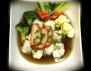 Deluxe Wonton Soup