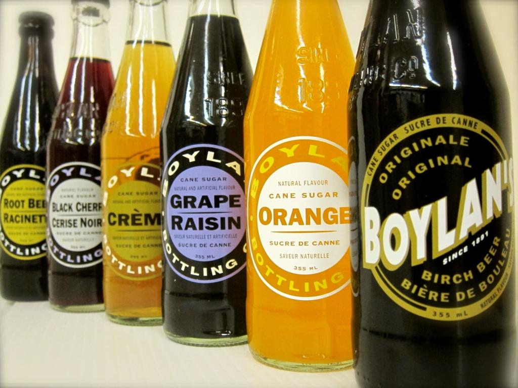 Boylan's Soda